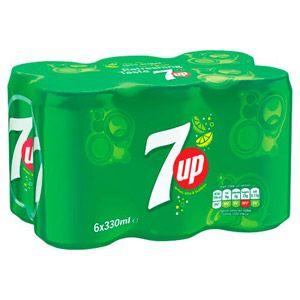 Supermalt Multipack 6 x 330ml - Fizzy Cans