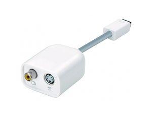 pripojiť videorekordér k iMac