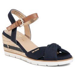 Sandale Tom Tailor 809221400 DUNKELBLAU