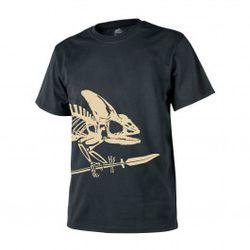 Melange Red Helikon-Tex T-Shirt Travel Advice: Russian Luck