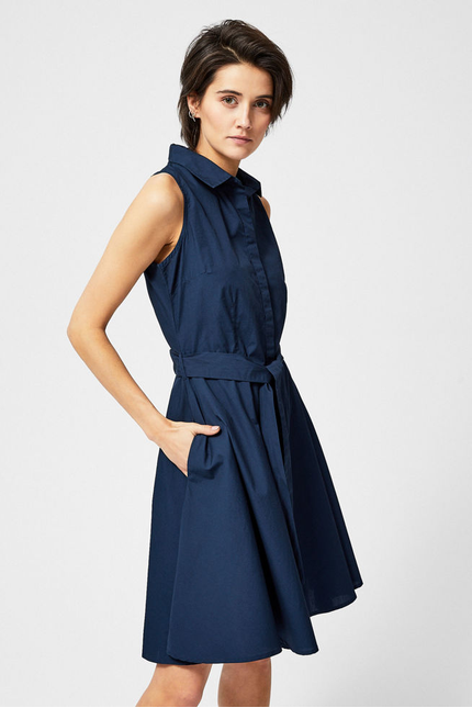 1196dfc3a5 Eleganckie sukienki koszulowe