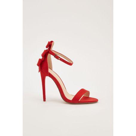 ceb467be8770 Semišové sandálky s mašličkami ...