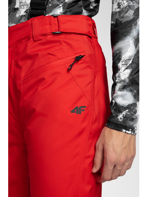 a142692dc Lyžiarske nohavice pre staršie deti (chlapcov) JSPMN400 – tmavomodrá