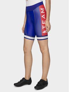 8107cfb2985086 Women's cycling shorts RSD155 - cobalt blue