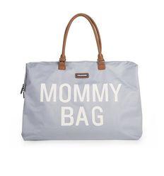 ed473506a40d15 Childhome, Torba podróżna Mommy Bag szara - Childhome