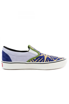 Buty Vans Cap SLIP ON BlueprintBit Of Blue VN0A3WM5XHR
